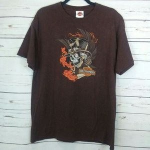 Harley Davidson Gatlinburg Tn tee shirt